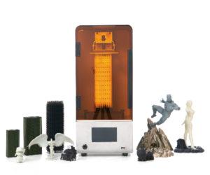 TOSUN LCD 3D列印機